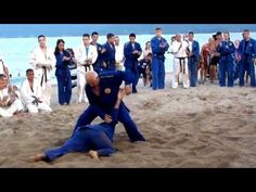 Best REAL AIKIDO Masters of the World ~ Original pin from YouTube ( Fariz .... ) by Steve .... Saved by the Grace of God