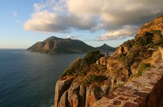 Enjoy a scenic drive to Hout Bay, Cape Town