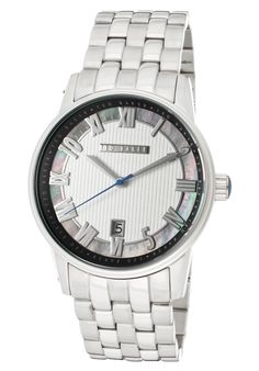 Price:$40.38 #watches Ted Baker TE3023, When it's time to upgrade your timepiece collection, choose this gorgeously designed Ted Baker watch. This is sure to be every man's favorite accessory. Ted Baker Watches, Omega Watch, Bracelet Watch, Accessories, Collection, Design, Jewelry Accessories