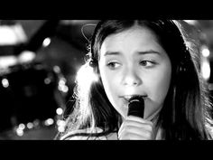 Vazquez Sounds - Let It Be (Cover)  Love this song!! and totally amazed by the vocals on this girl and the talent of her bros!!