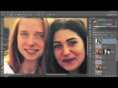 Adobe Photoshop CC 2015 Tutorial | 129 Nondestructive dodging and burning
