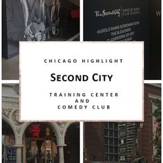 New post from last week all aboutSecond City since I\'m there all the time! #linkinbio #motivationmonday #secondcity #chicago #blog #travels #chi #comedians