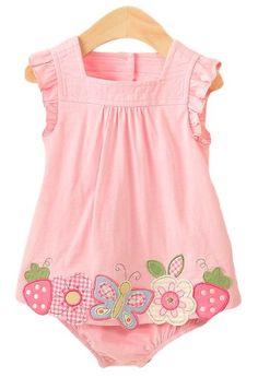 First Impressions Baby Girls Summer Sun Dress, « Dress Adds Everyday