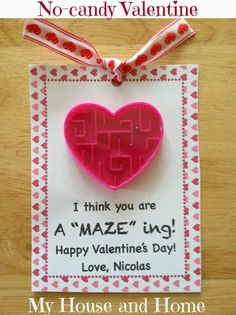 10 valentine printables. Just what I was looking for since I bought mazes on clearance last year