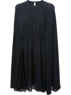 Valentino 'Cady' cape dress