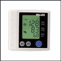 Baumanómetro Digital De Muñeca WS-1300 Marca NISSEI