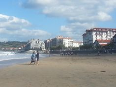 Hendaya Beach - http://traveliop.com/hendaya-beach/