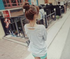Korean bun again ♥