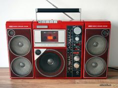 Vintage boombox. sanyo boombox - Google Search .....................Please save this pin.   .............................. Because for vintage collectibles - Click on the following link!.. http://www.ebay.com/usr/prestige_online