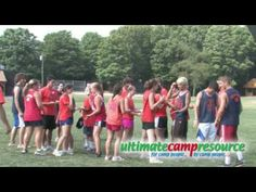 Rock, Paper, Scissors Posse Camp Game - Ultimate Camp Resource - YouTube