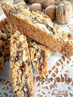 Risotto and the Veneto Region Italian Food Italian Cookie Recipes, Italian Cookies, Italian Desserts, Baking Recipes, Cake Recipes, Dessert Recipes, Biscotti Cookies, Biscotti Recipe, Popular Italian Food