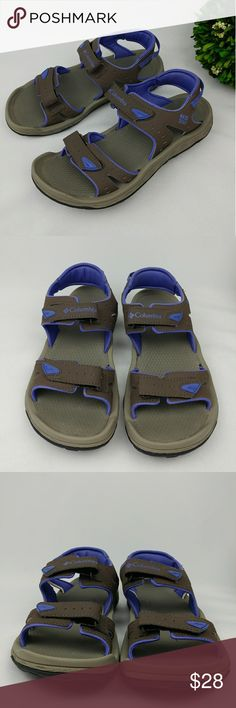 NWOT Columbia Women's Techsun 3 Sandals New without tags. Columbia Women's Techsun 3 Sandals. Omni-Grip™ non-marking traction rubber outsole.Omni-Grip™traction rubber.  Size 8  25 cm Columbia Shoes Sandals