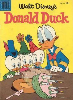 Donald Duck #46 - Secret of Hondorica (Issue)