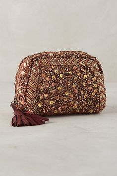 3be3372c9566 Geode Sequin Pouch - anthropologie.com Beaded Clutch
