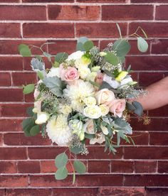 Beautiful 's Bride's Bouquet