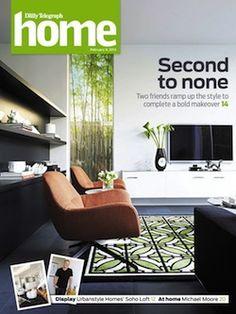 Home Interior Design Magazine Decorating Shelter Architecture