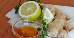 Biće potrebno: 2 limuna, 1 srednji koren đumbira, med – oko 500 gr Priprema: Limun operite i isecite na kolutove. Đumbir oljustite...