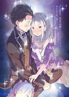 『Re:ゼロから始める異世界生活』公式 @Rezero_official  6月19日 短編集2ではこんなスバル君の役得展開も!? #rezero #リゼロ