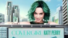 Katy Perry is a GIANT in new CoverGirl advert | Celeb News | heatworld
