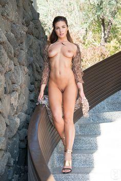 Jessica Ashley, in Oasis. #jessicaashley #playboy #playmate #missjune #2014 #centerfold #babe #girl #hottie #woman #brunette #sexy #sensual #erotic #nsfw #nude