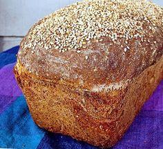 Sourdough Rye Beer Bread