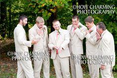 Groomsman Wedding Shot Image © How Charming Photography (2013)