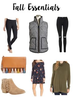 Today on Breakfast at Lilly's I'm sharing some of my fall essentials.