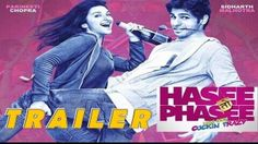 Hasee Toh Phasee Official Trailer http://www.onlinevideosongs.com/2013/12/hasee-toh-phasee-official-trailer.html Hasee Toh Phasee is directed by Vinil Mathew and stars Sidharth Malhotra as Nikhil and Parineeti Chopra as Meeta.