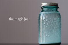 calming jar/ magic jar