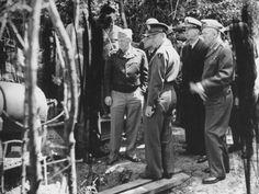 General Henry Hap Arnold, General Dwight Eisenhower