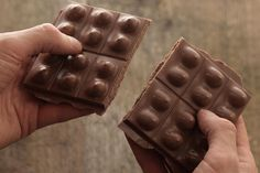 Busty Chocolate Branding : Chocolate Shape