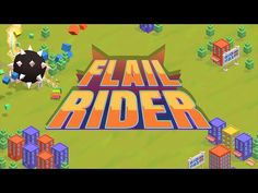 Flail Rider - Official Trailer - YouTube