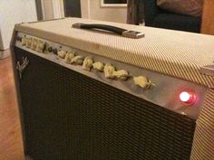 Fender Pro Reverb 1981