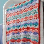 25+ Free Crocheted Baby Blanket Patterns