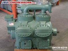 Carrier Carlyle quality semi hermetic compressor with automatic unloaded start. High-efficiency motor with warranty sold here at USACOMPRESSORS. Reciprocating Compressor, Ac Compressor, Refrigeration And Air Conditioning, Things To Sell