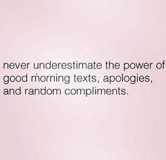 #goodmorningtexts