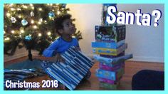 CONFUSED ABOUT SANTA! - Christmas 2016