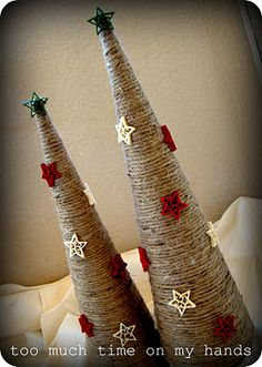 Is your house all decorated for Christmas this year or are you still working on some last minutes crafts like me?! In case you are still looking for some cheap yet chic crafts for the holidays, here are some fabulous DIY Decorative Trees to spark some inspiration. Enjoy! 1. Kate from Centsational Girl never disappoints, just...