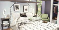 Pastel Bedroom at Luxury via Sims 4 Updates Sims 4 Mods, Sims 3, Sims 4 Bedroom, Bedroom Sets, Sims 4 Cc Furniture, Bed Furniture, Teen Bedroom Furniture, Muebles Sims 4 Cc, Pastel Bedroom