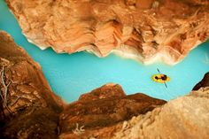 Packrafting Havasu Canyon Photo by Charlie Nuttelman -- National Geographic Your Shot