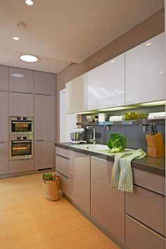 #Viebrockhaus Edition 500 B #WOHNIDEE-Haus - Ein #Bungalow mit frischen Wohnideen - #Küche