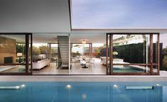 Montauk beach house designed by Steven Harris Architects.
