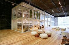 株式会社シードコーポレーション | オフィスデザイン、店舗デザイン事例 みんなの仕事場