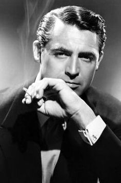 Cary Grant, when men were men.