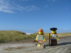 LEGO Lewis and Clark