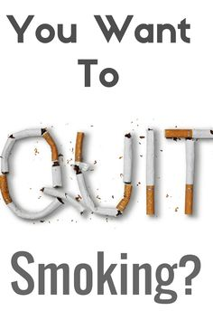 You Want To Quit Smoking? -This Herb Destroys The Desire For Nicotine *`
