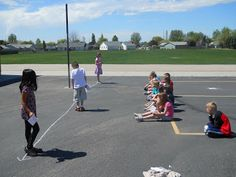 Mrs. T's First Grade Class: Number Lines