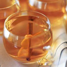 Spiced Apple Cider with Clove Oranges | Williams Sonoma