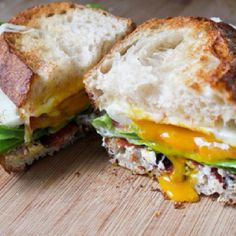 Sandwiches on Pinterest | Pan Bagnat, Grilled Cheeses and Egg Salad ...