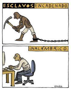 Nuevas formas de esclavitud